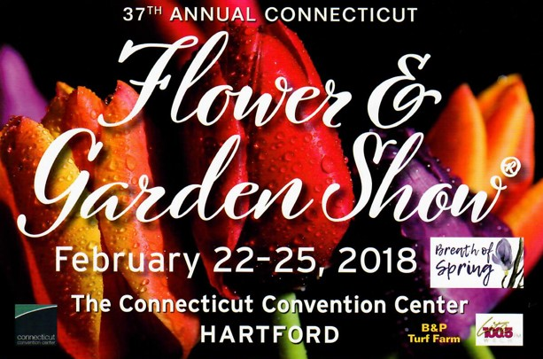 2018 Hartford Flower & Garden Show - Happy Trails