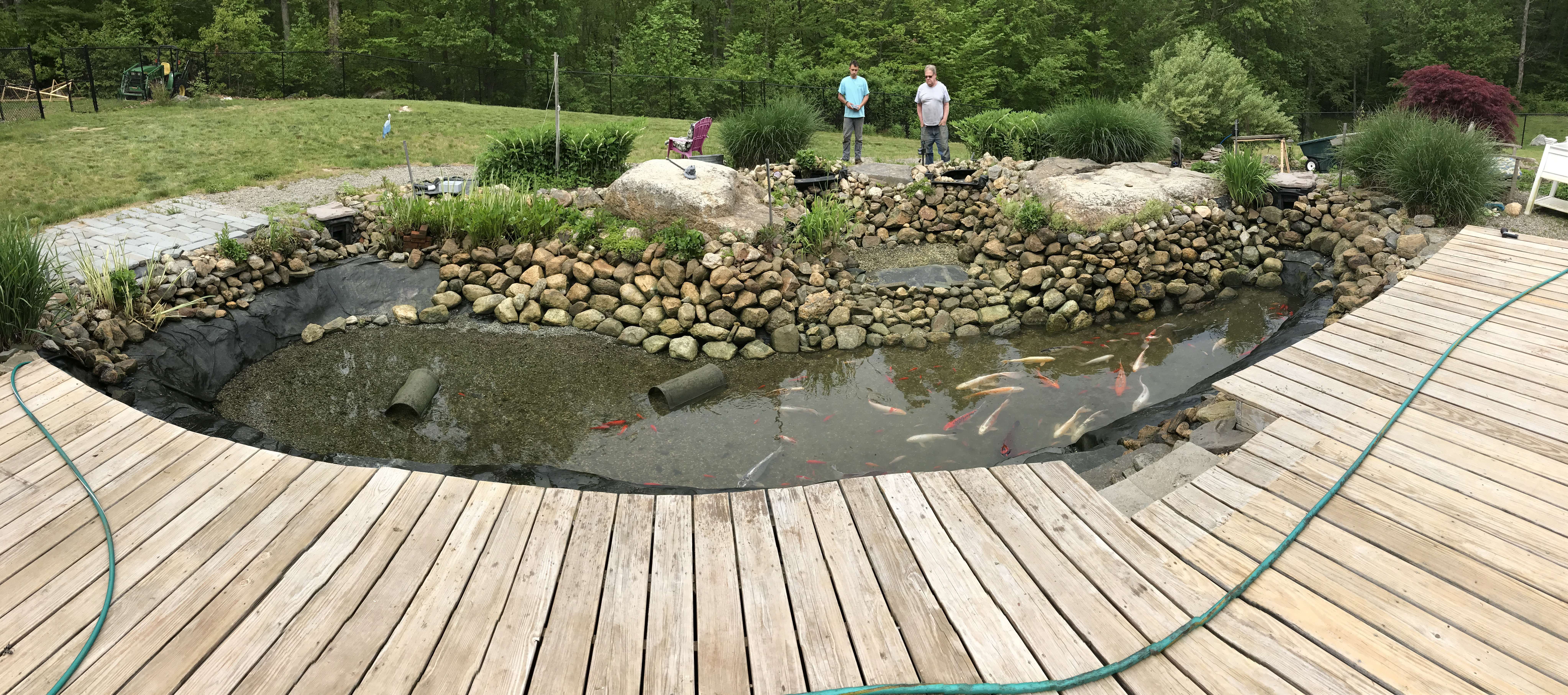 Pond Cleaning in East Haddam