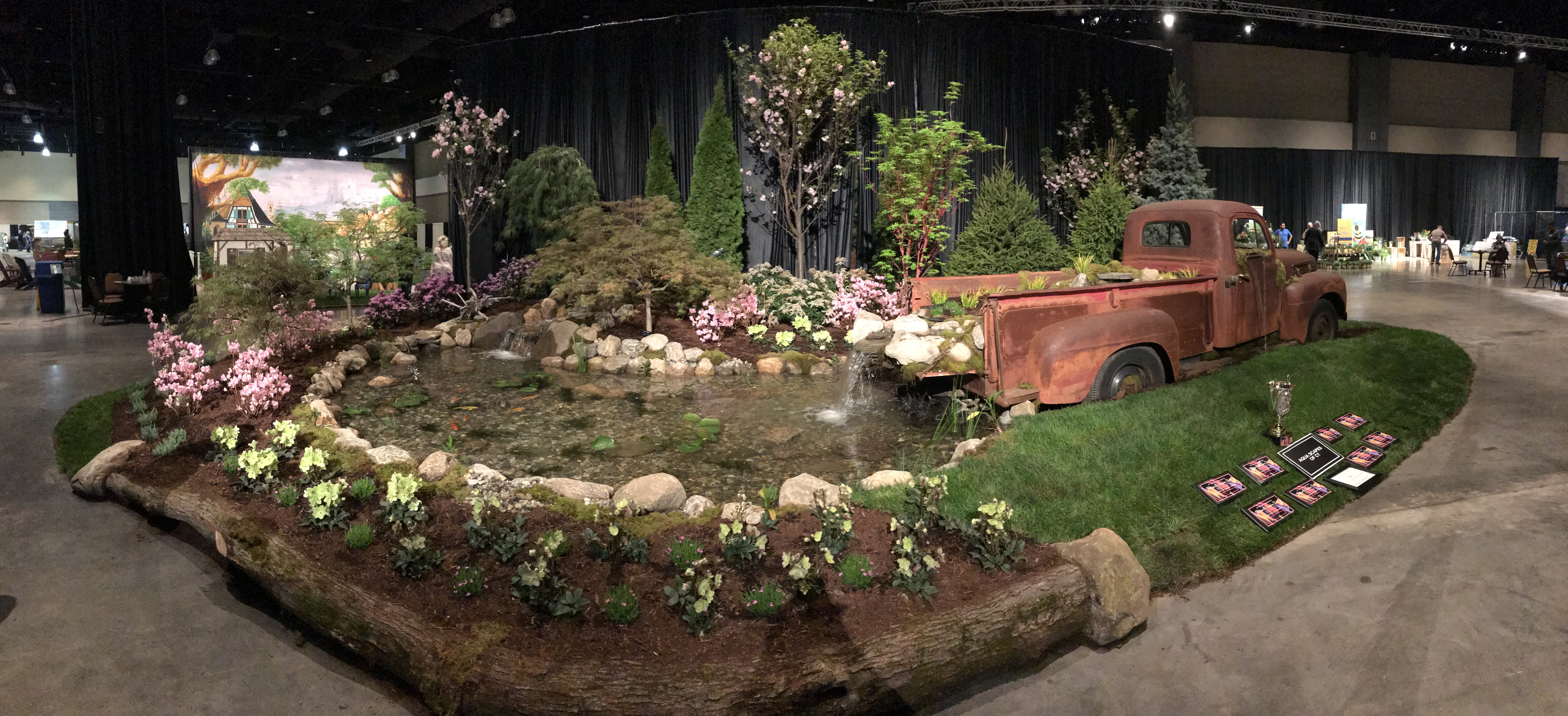 2018 Hartford Flower Show Results