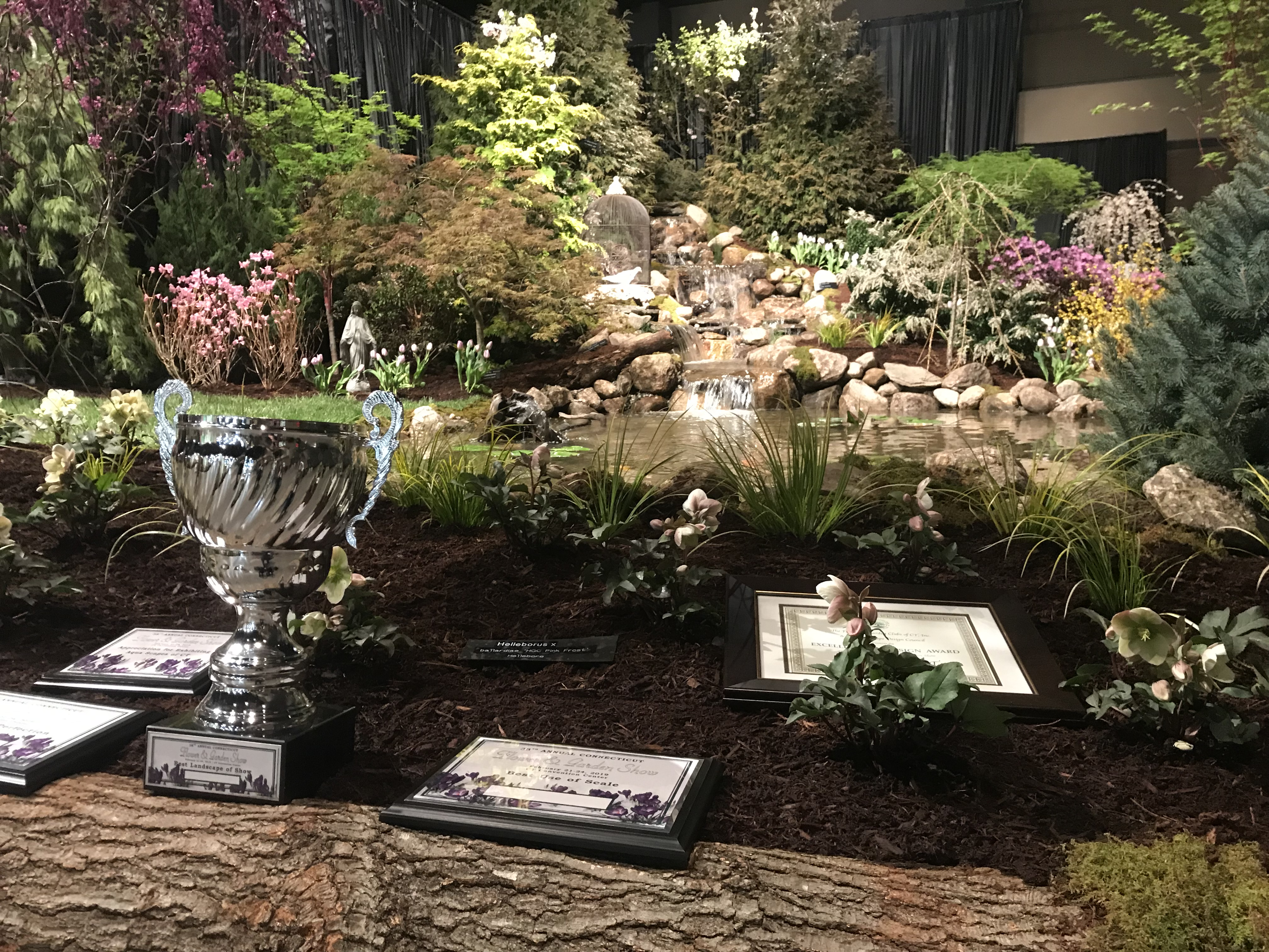 2019 Flower Show Results
