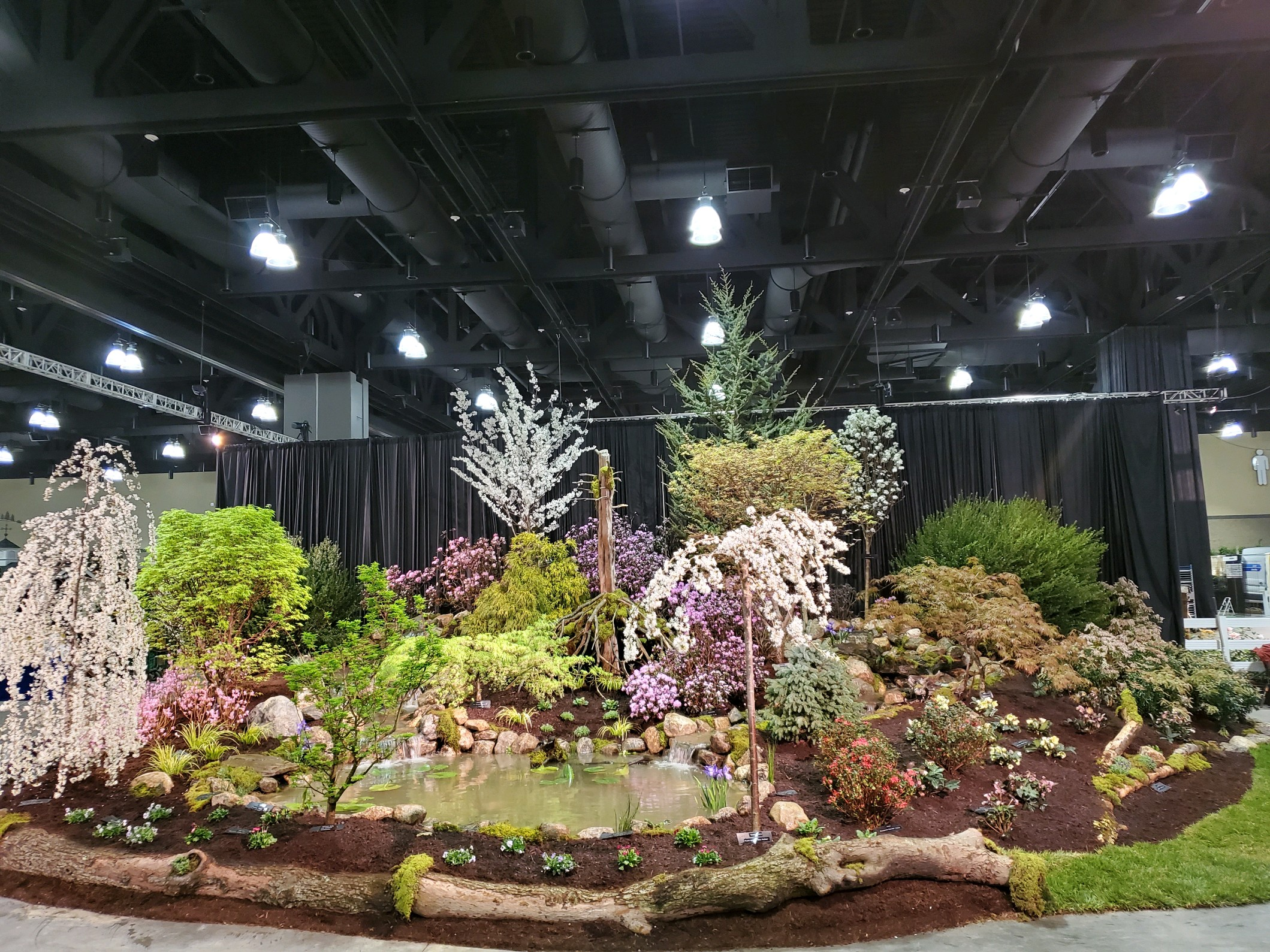 2020 Connecticut Flower Show