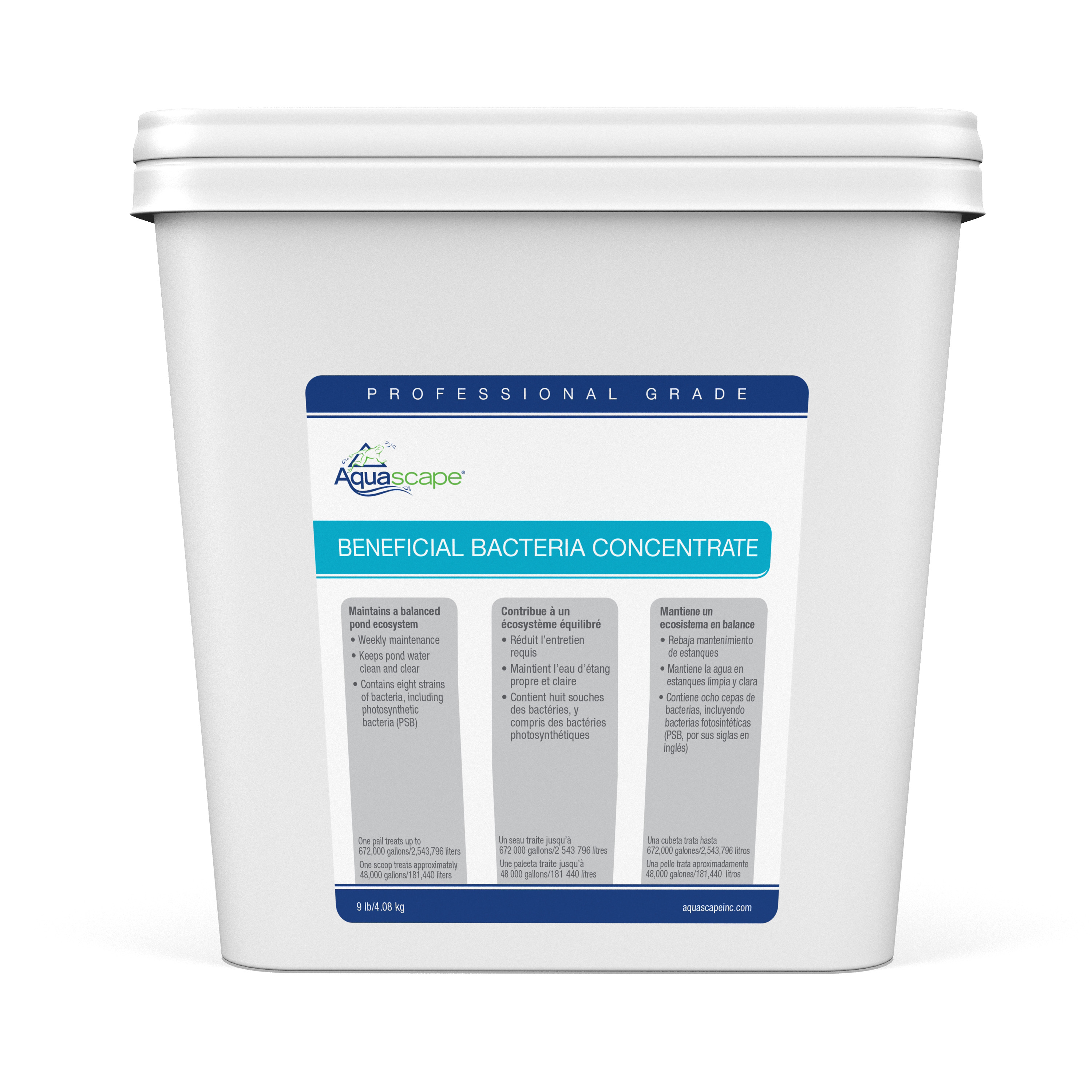 Beneficial Bacteria Concentrate Professional Grade - 4.08kg / 9lb