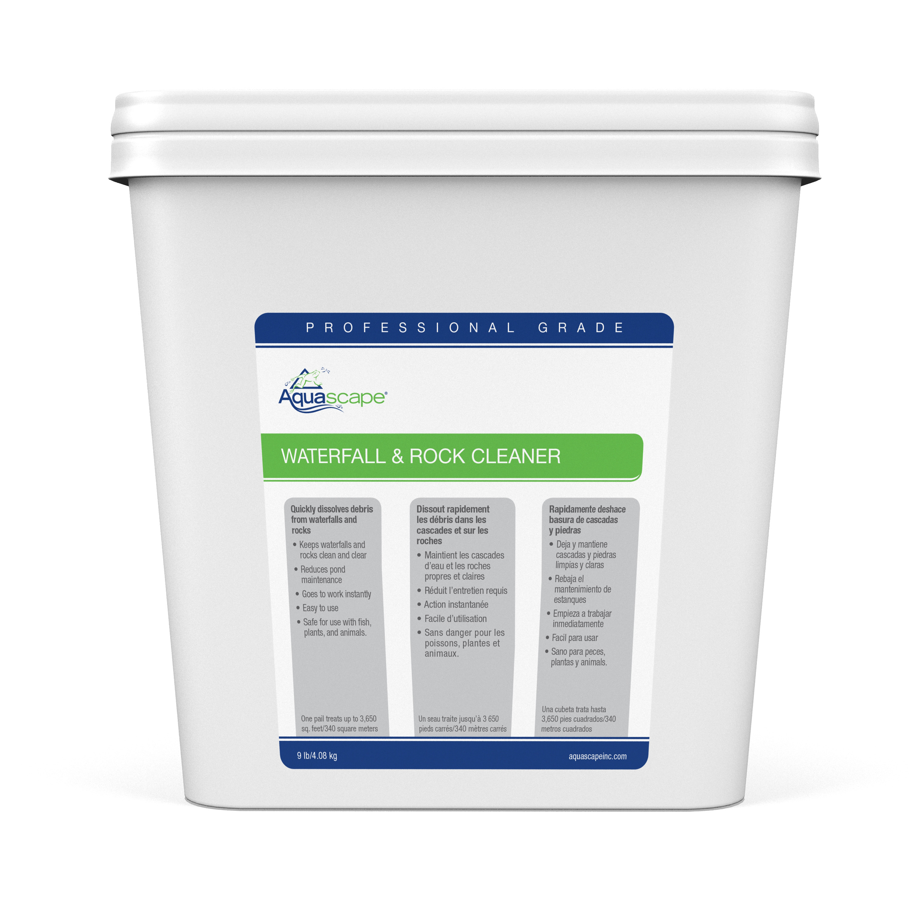 Waterfall & Rock Cleaner Professional Grade - 4.08kg / 9lb