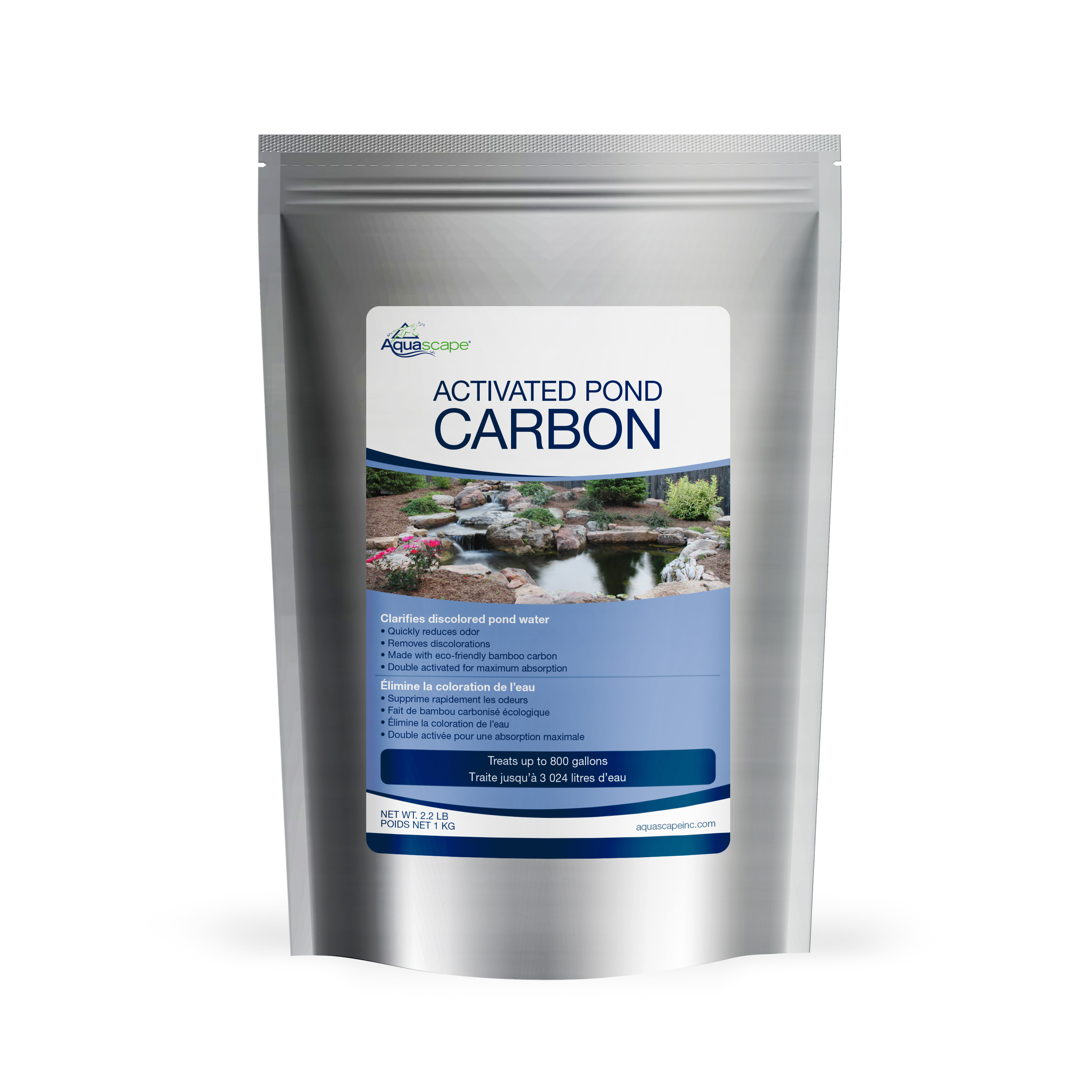 Activated Pond Carbon - 2.2lb
