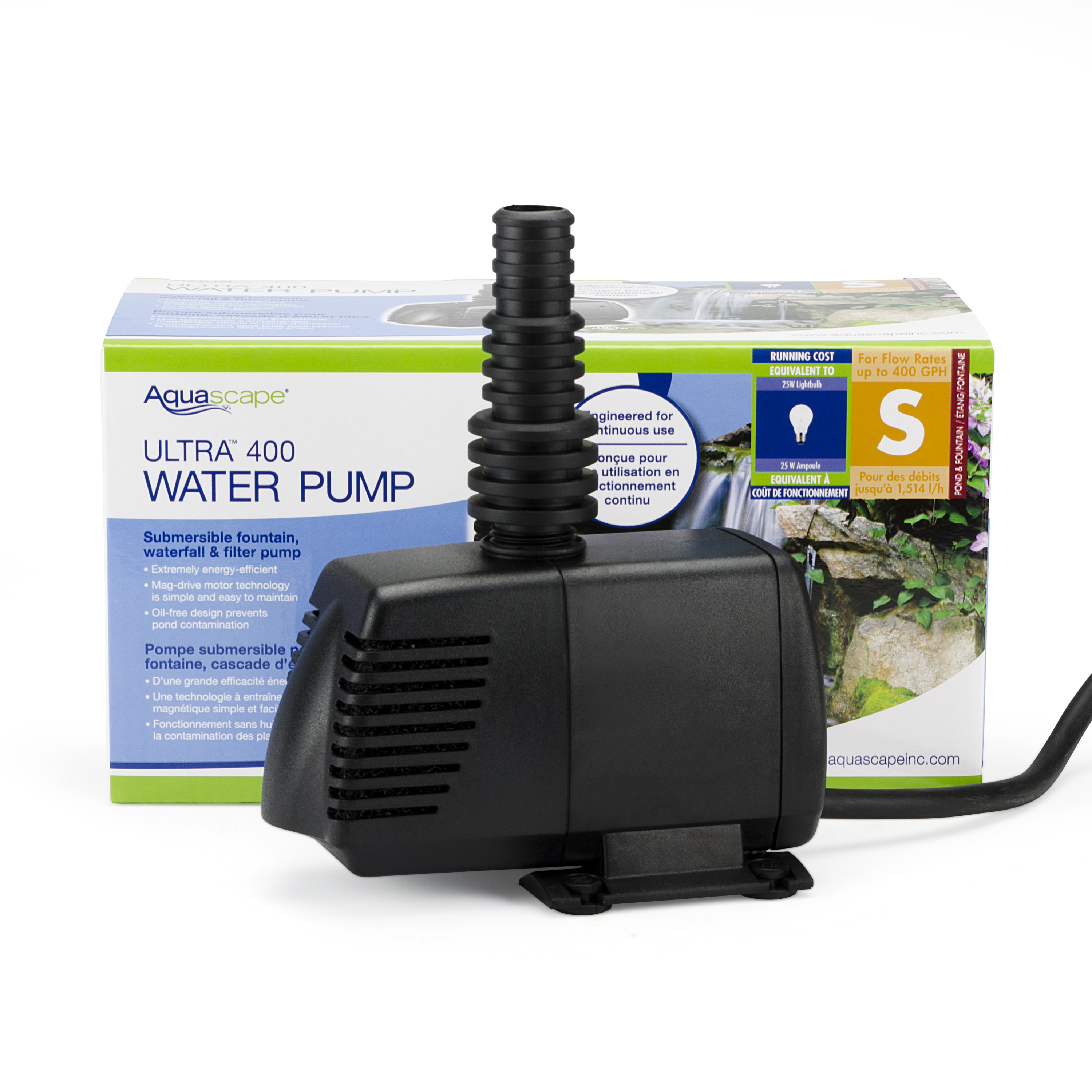 Ultra 400 Water Pump