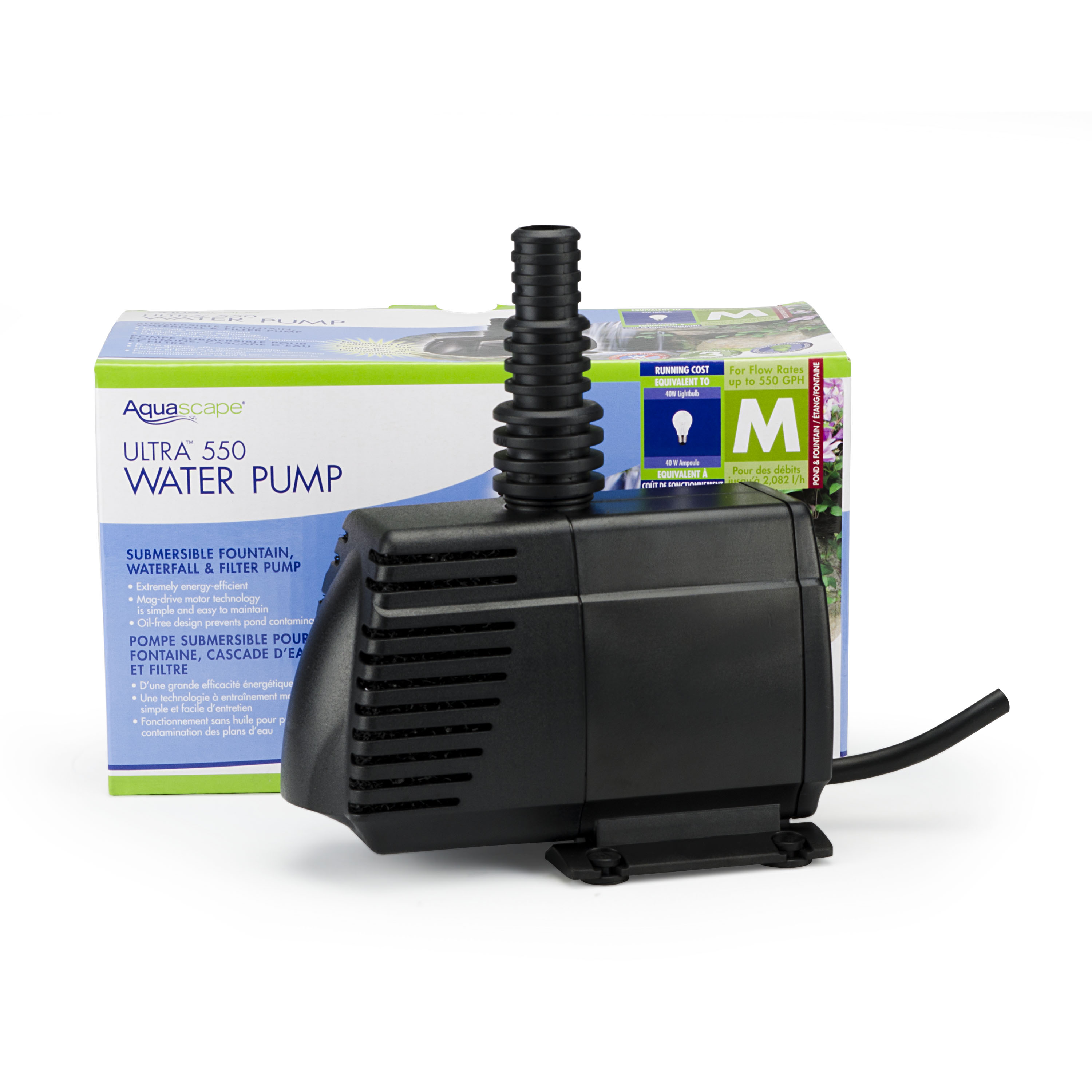 Ultra 550 Water Pump