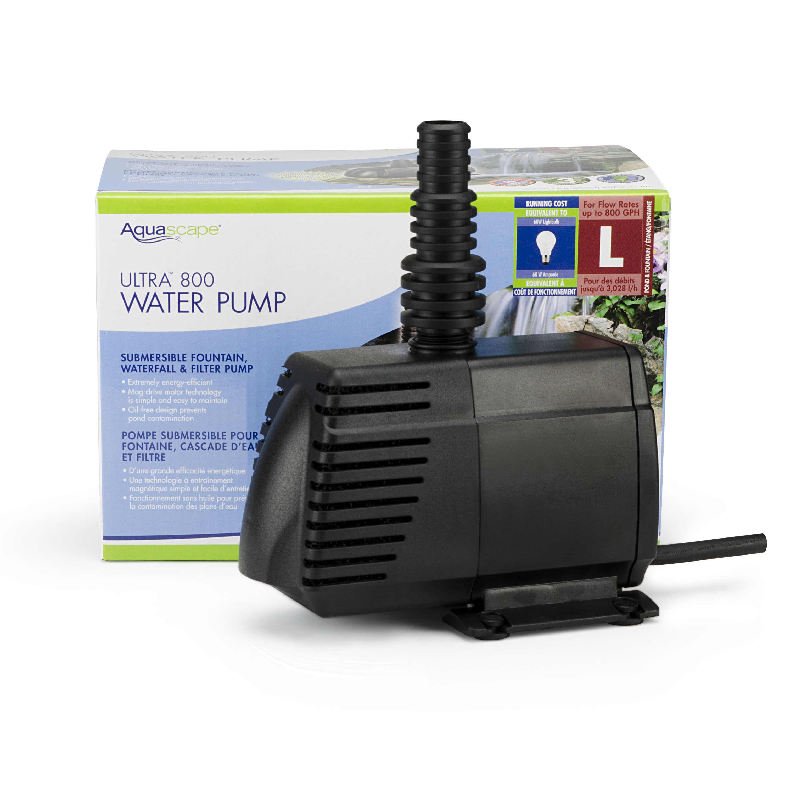 Ultra 800 Water Pump