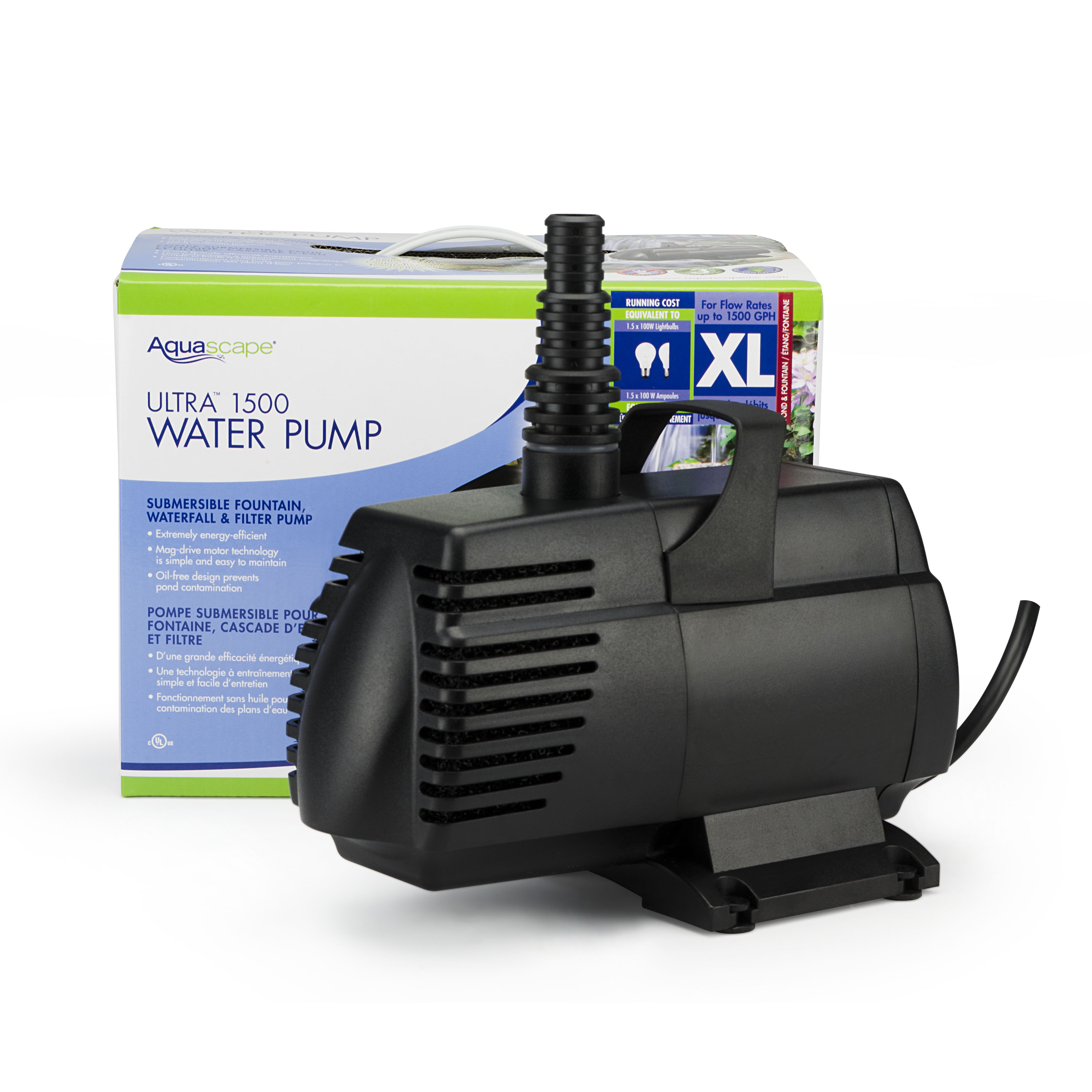 Ultra 1500 Water Pump