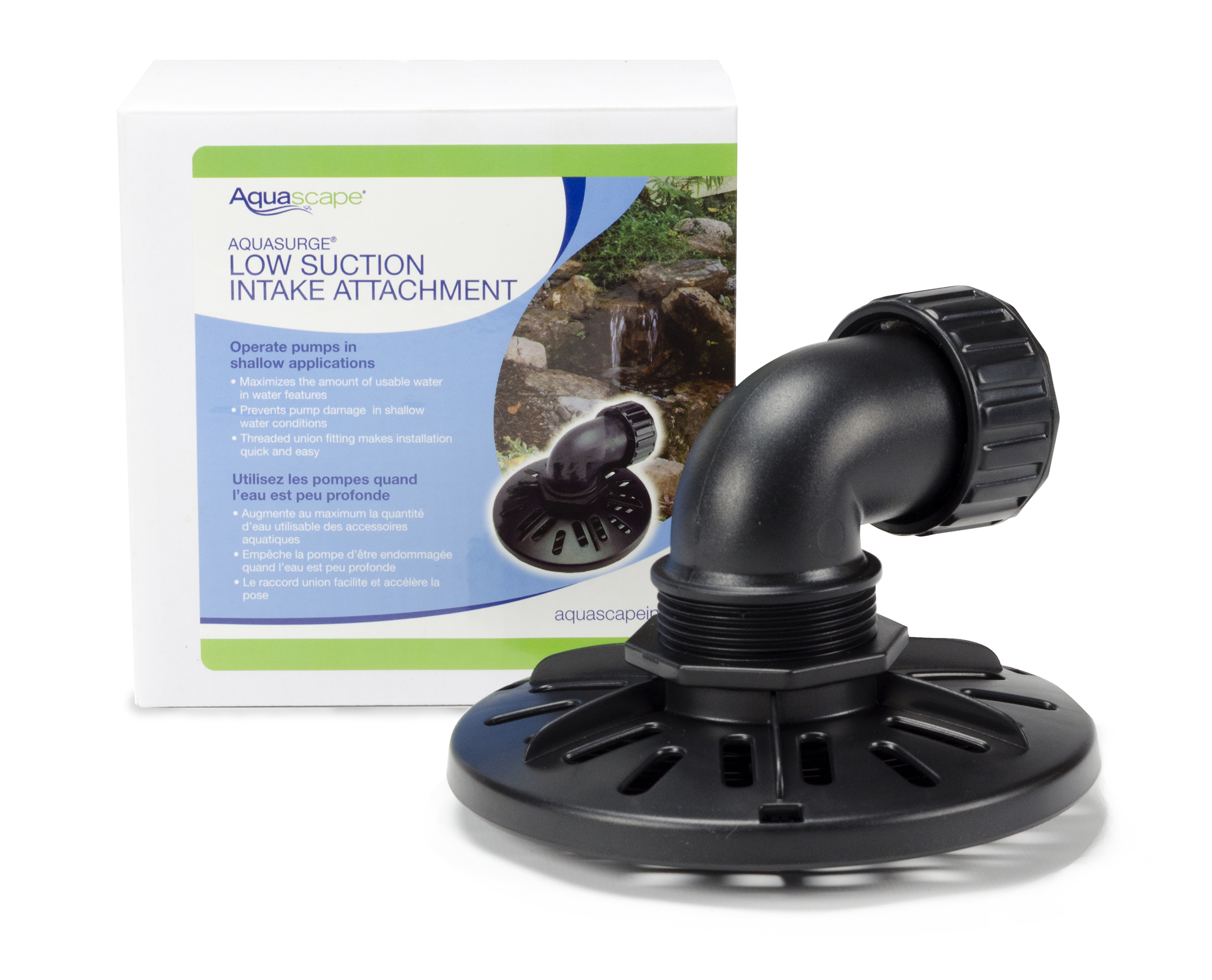 AquaSurge Low Suction Intake Attachment