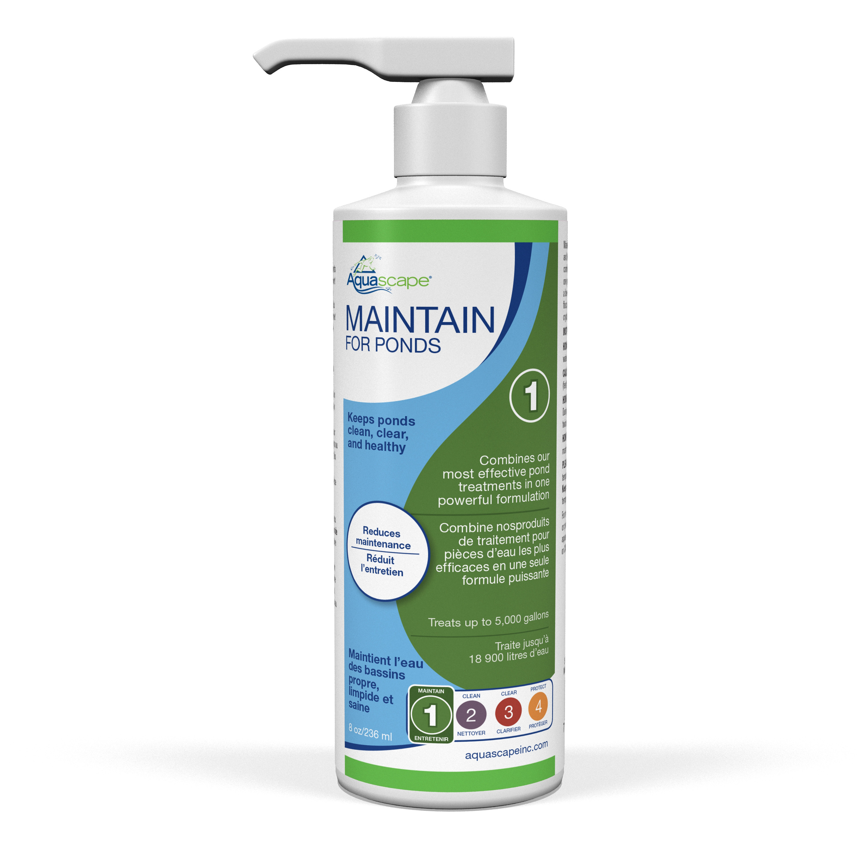 Maintain for Ponds - 8 oz / 236 ml