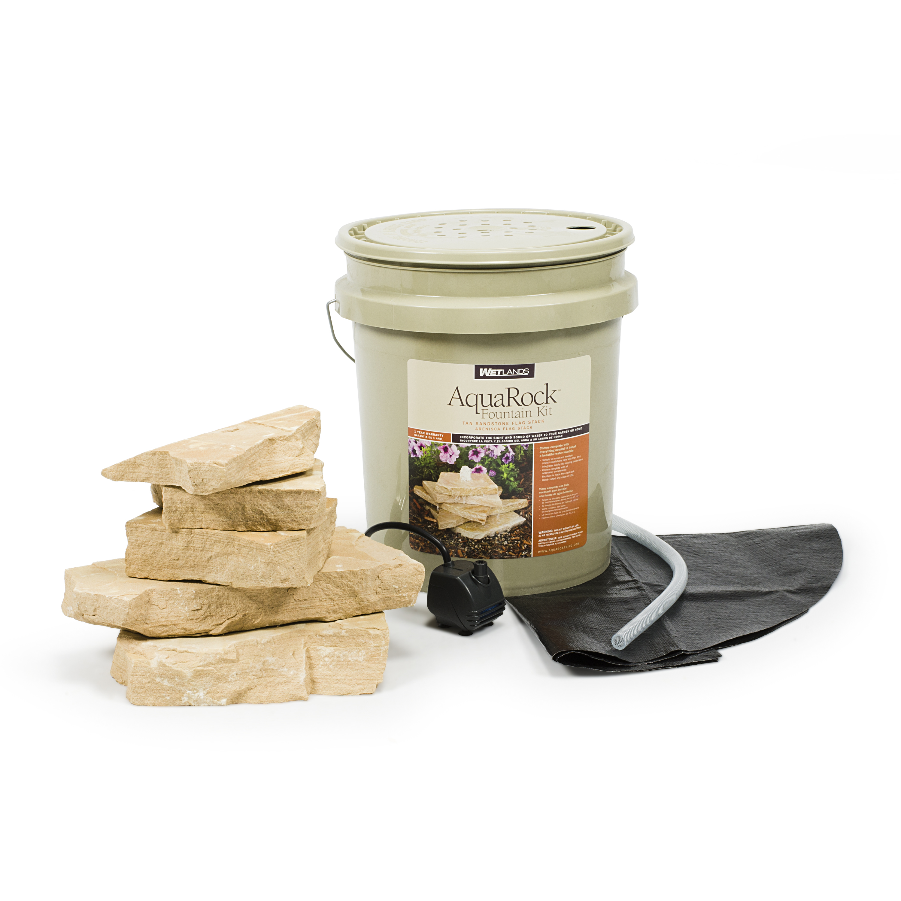 AquaRock Sandstone Kit