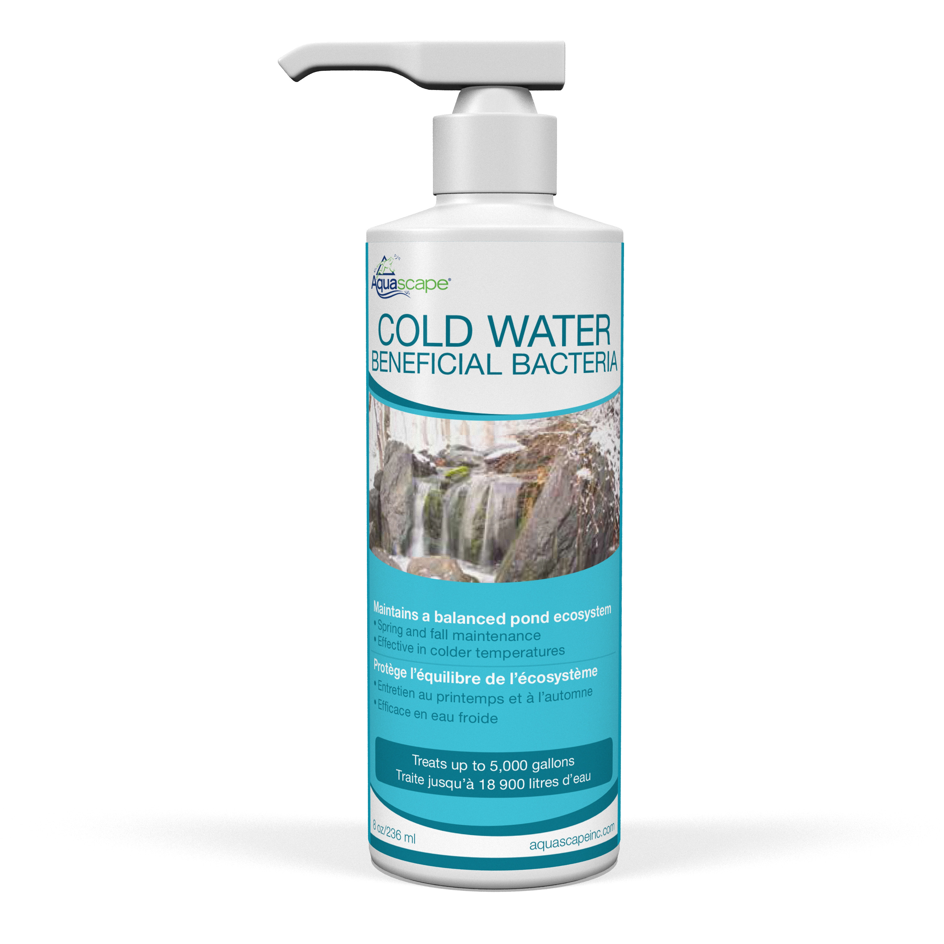 Cold Water Beneficial Bacteria - 236ml / 8oz
