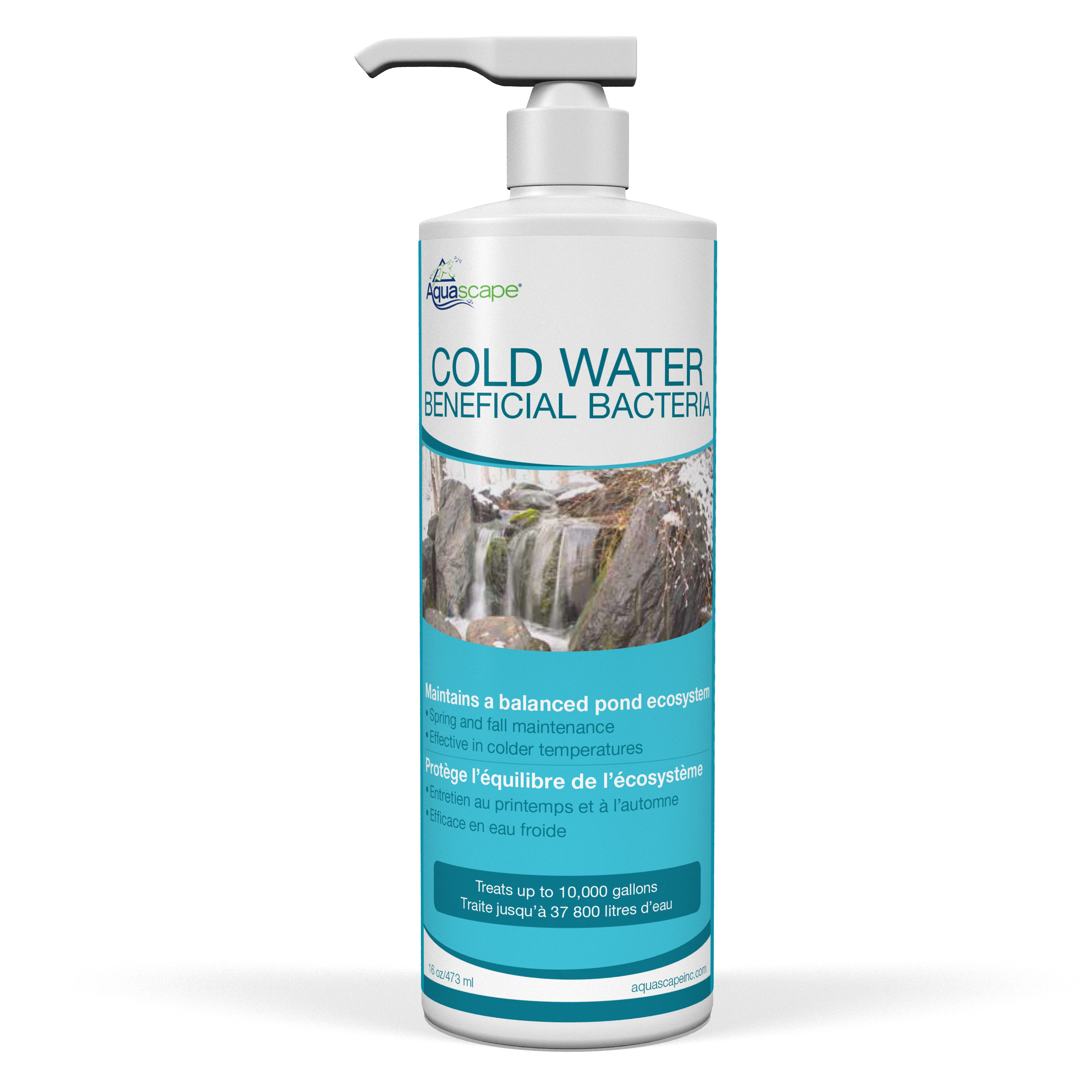 Cold Water Beneficial Bacteria - 473ml / 16oz